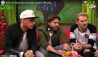 StukTV & Furtjuh praten over pesten | Zapplive | NPO Zapp