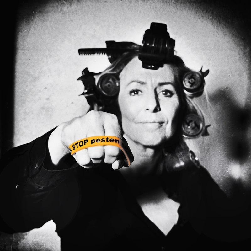 Foto: Angela Groothuizen zegt: Ik STOP pesten nu!