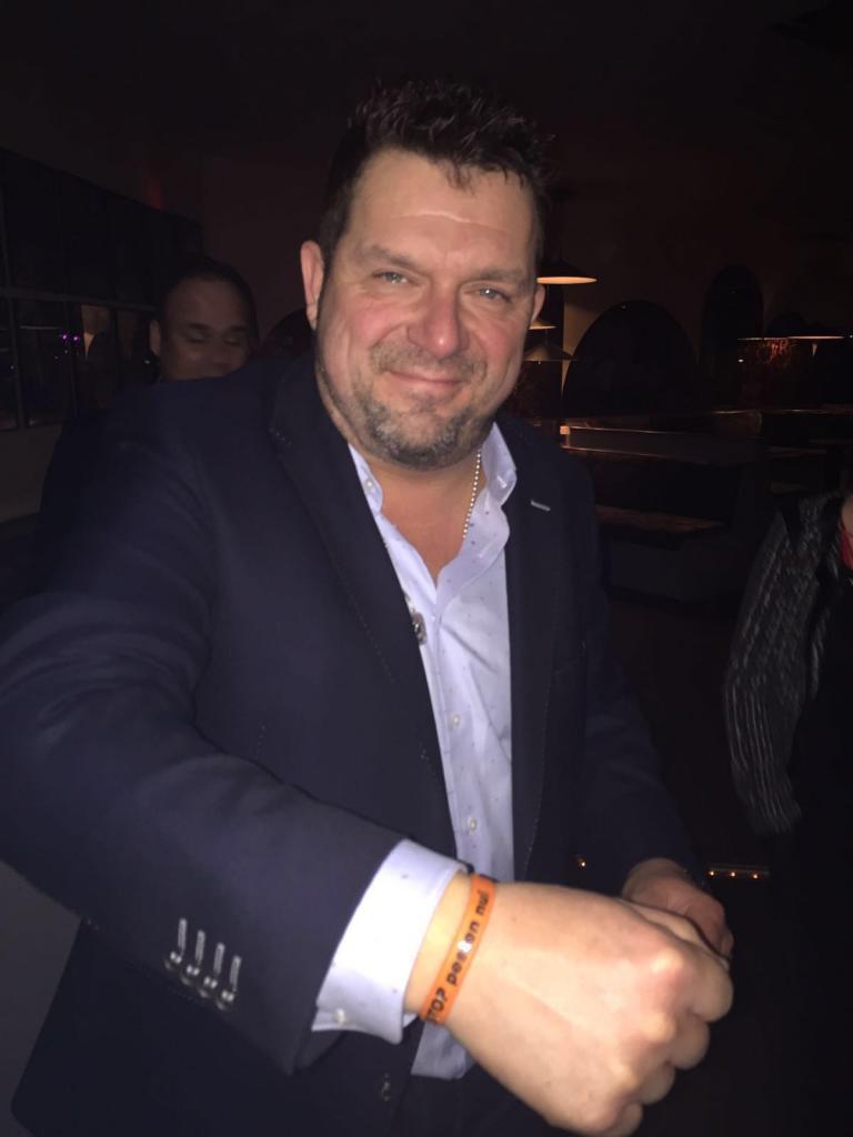 Frank Verkooyen zegt Stop Pesten Nu