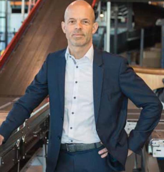 Jeroen Harink lid Raad van Toezicht Stichting Stop Pesten Nu