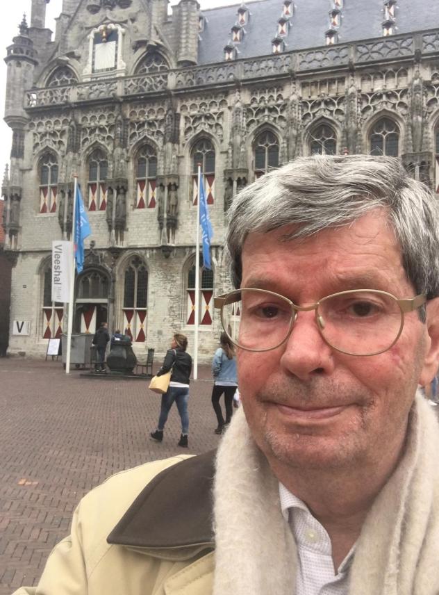 Lex Bolwerk algemeen lid Stichting Stop Pesten Nu