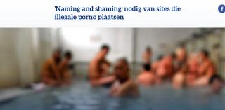 Naming And Shaming Nodig Van Sites Die Illegale Porno Plaatsen