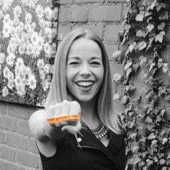 Dominique Gruter is Ambassadrice Stichting Stop Pesten Nu