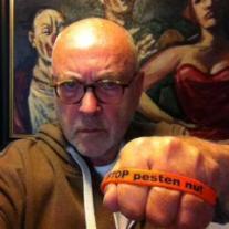 Serge-Henri Valcke Ambassadeur Stop Pesten Nu