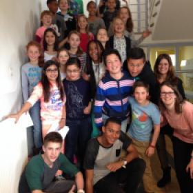 Stop Pesten Nu Mainstreet Basisscholen Eindhoven Owen Playfair en Rein van Duivenboden