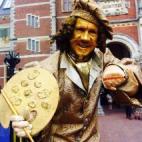Rembrandt zegt: Ik STOP pesten nu! Ik kom in actie tegen pesten en zeg: Ik STOP pesten nu! (bandje tegen pesten)
