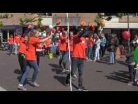 Embedded thumbnail for Korte terugblik - Actie tegen Pesten van Stichting Stop Pesten Nu 19 april 2014 te Deventer