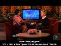 Embedded thumbnail for Michelle Obama is over pesten bij Ellen DeGeneres