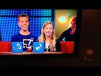 Embedded thumbnail for 23 januari 2015 NCRV Beste Vrienden Quiz Thijs en Sanne strijden voor Stop Pesten Nu