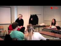 Embedded thumbnail for Judith Peinemann genomineerd voor Leraar van het Jaar 2014